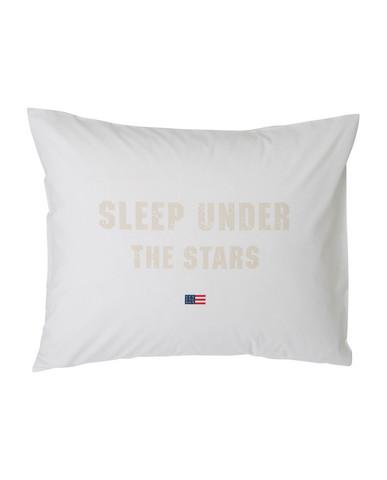 Printed Pillowcase 50x60 White