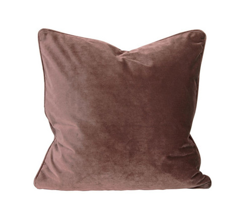 Elise Velvet Cushion Cover Rosa 45x45
