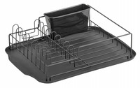 Dish Rack Black