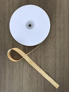 Christmas Wishes Gift Ribbon 50m