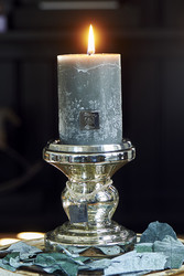 Port Hunter Candle Holder