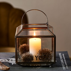 French Glass NYC Lantern S