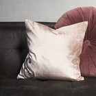 Precious Paisley Pillow case pink 50x50