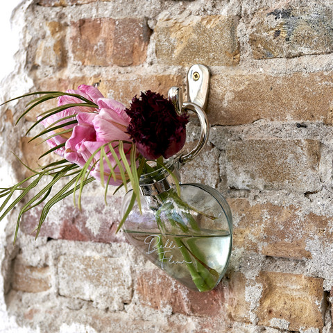 I Love RM Hanging Vase