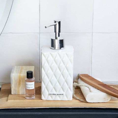 RM Classic Pattern Soap Dispenser