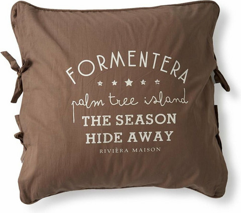 Formentera Hide Away Pillow Cover 50x50