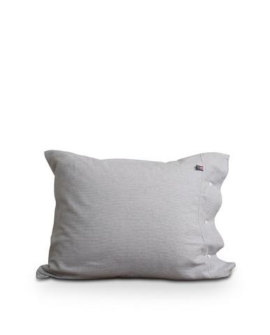 Striped Flannel Pillowcase
