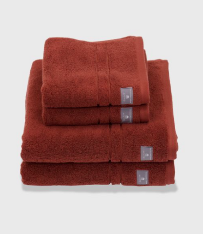 Premium Terry Towel Rosewood Brown