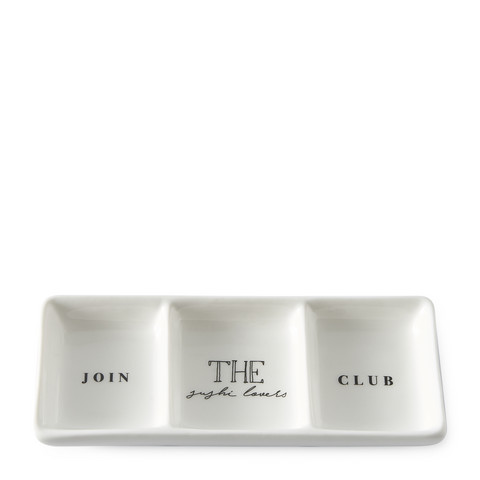 Sushi Lovers Club Mini Plate