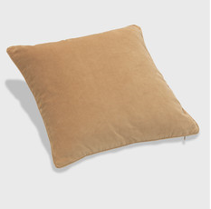 Velvety Cushion Honey Gold 50x50