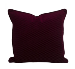 Romby Cushion Red 45x45