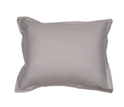 Sateen Pillowcase Moon Grey