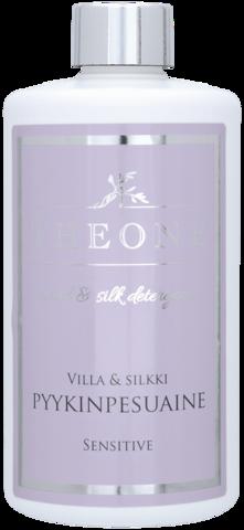 Pyykinpesuaine Sensitive, Villa & Silkki
