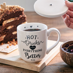 Lovely Hot Drinks Mug