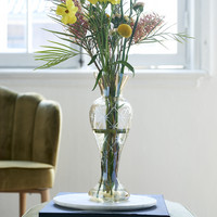 Luxury Carved Vase gold