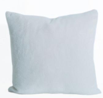 Fluffe Cushion White 45x45