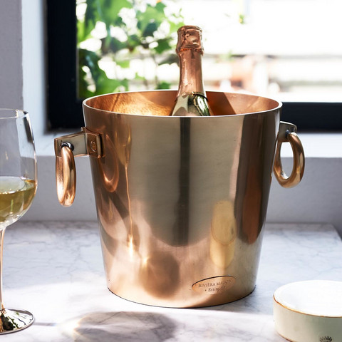 Royalton Champagne Cooler gold