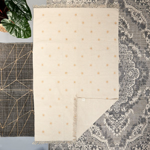 Lovely Star Carpet wisper White 180x120
