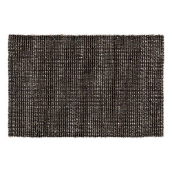 Doormat Filip Black Melange 90x60