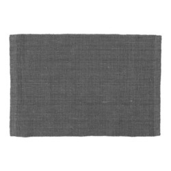 Doormat Fiona Lead Grey 90x60