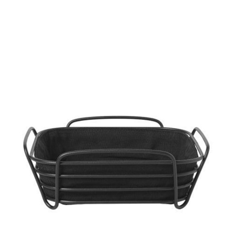 DELARA Bread Basket Black L