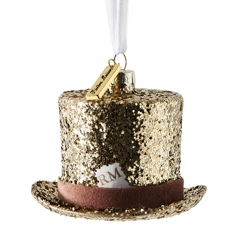 Fancy Hat Ornament