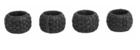 Napkin Ring Weaved Cane