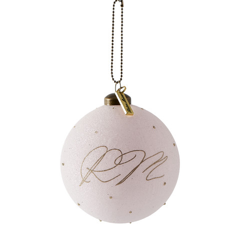 Pretty Pastel Ornament Dia 10