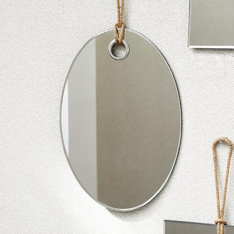Casa Mirror Oval