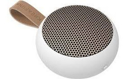 aGO Ultra Portable Mini Speaker White