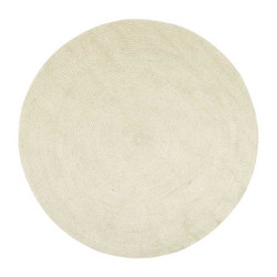 Pet Rug Braid Ivory 150