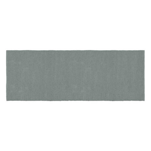 Pet Rug Plain Eucalyptus 220x80