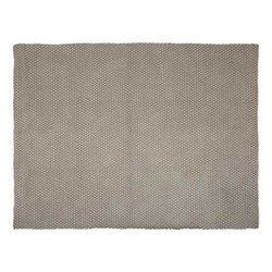 Pet Rug Rope Grey 220x160