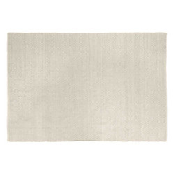 Pet Rug Herringbone Ivory 290x190