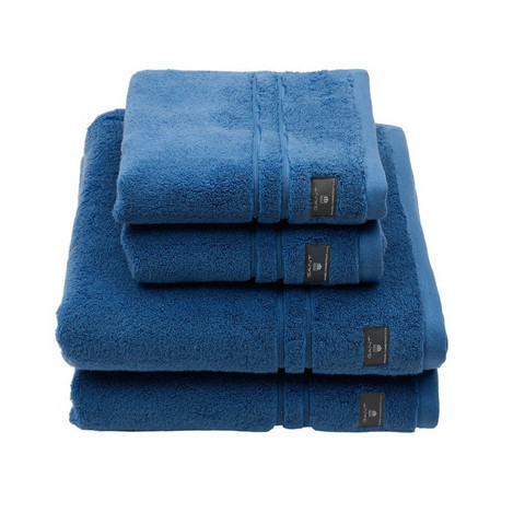 Premium Terry Towel Mid Blue