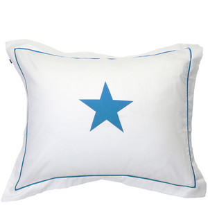 One Star Pillowcase Dove Blue 50x60