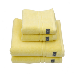 Premium Terry Towel Light Yellow