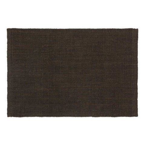 Doormat Fiona Barque Brown 90x60