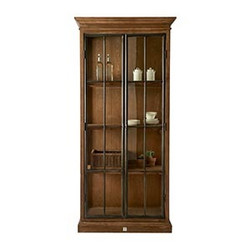 Hands Creek Glass Cabinet