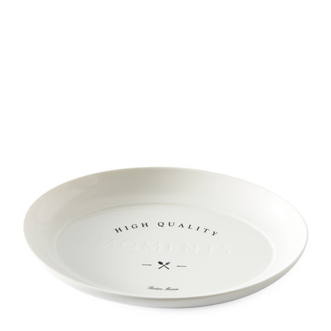 High Quality Moments Oval Plate M