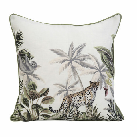 Jungly Cushion 45x45