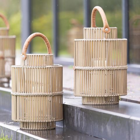 Bartolome Outdoor Lantern natural