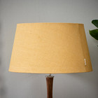 Loveable Linen Lampshade yellow 35x45