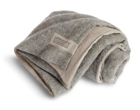 Lovely Wool Blanket Double