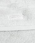 Organic Cotton Premium Towel Light Grey