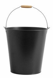 CLEANY bucket, col. black matt