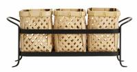 BAMBOO Cutlery Basket