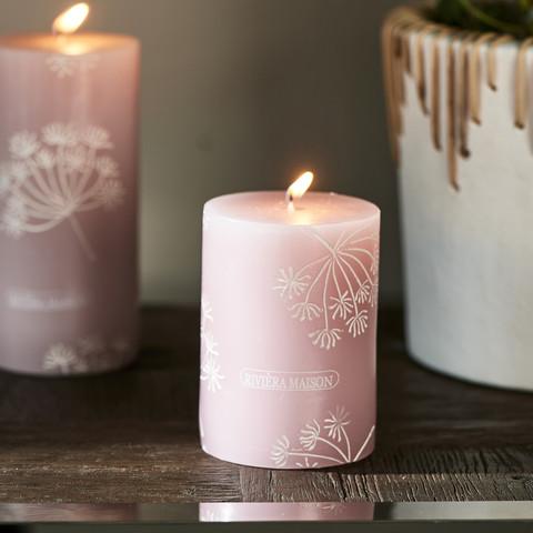 Fabulous Flora Candle 7 x 10