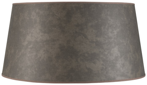 Classic Shade Leather Taupe 35x20