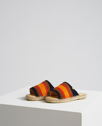 Liverly Sandals Multi stripe